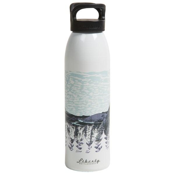 Liberty Bottle Works Artist Collection Water Bottle - Bpa-free, Aluminum, 24 Oz.
