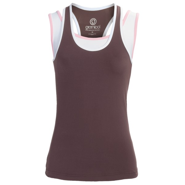 photo of a Gramicci short sleeve performance top