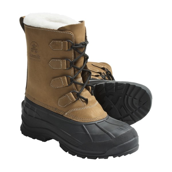 photo: Kamik Eagle River Winter Pac Boots