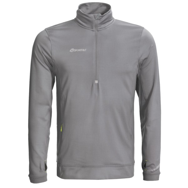 photo: SportHill Nomad II Zip Top