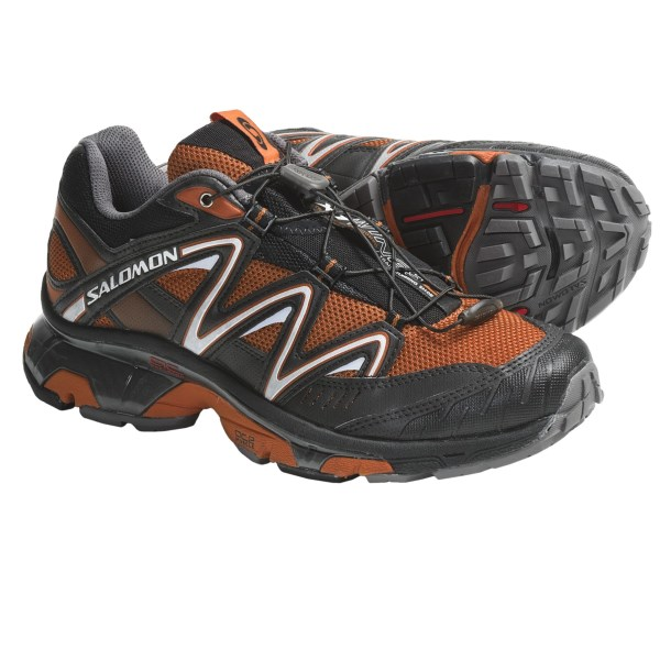 Salomon XT Wings 2 Trail Running Shoes (For Men)