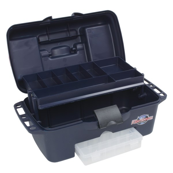 flambeau single tray tackle box