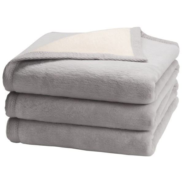 Overstock . The Peacock Alley andquot;My Favoriteandquot; reversible King blanket will be your favorite, too, once you experience the plush softness of Egyptian cotton fibers in such thick and glorious abundance. Available Colors: WHITE/NATURAL, FLINT/NATURAL, LINEN/NATURAL. Sizes: KING.