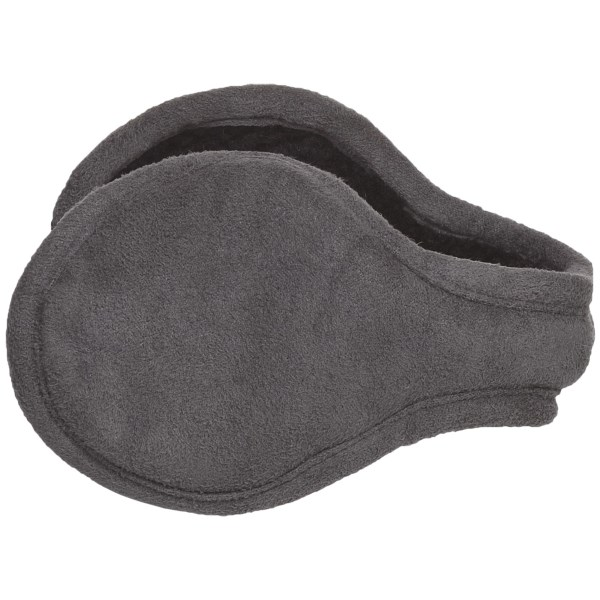 180s Metro Ear Warmers - Faux Suede, Insulated (For Men)