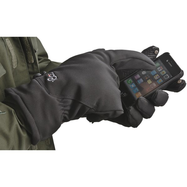 180s Urban Tec Touch Gloves - Insulated (For Men)