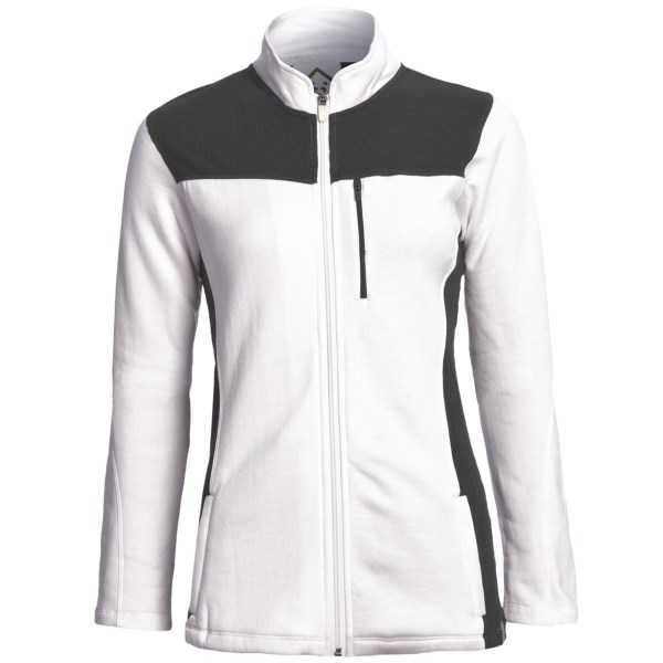 Tasc Chamonix Fleece Jacket UPF 50+, Organic Cotton (For Women)