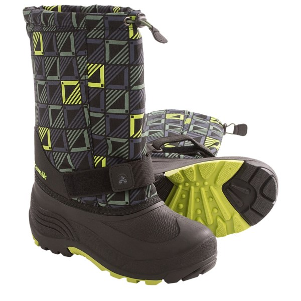 Kamik Rocket2 Winter Boots (for Youth Girls)