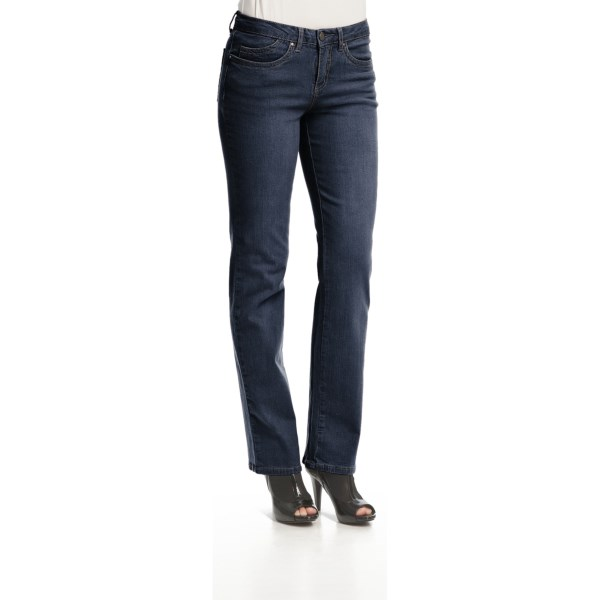 CLOSEOUTS . A soft, sanded finish gives these FDJ French Dressing Kylie jeans their soft, brushed finish, and the straight-leg, tailored cut flatters the figure and slims the silhouette. Available Colors: CINDER, DARK WASH. Sizes: 2, 4, 6, 8, 10, 12, 14, 16, 0, 18.