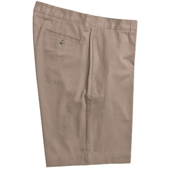 Lux-ID 202489  Vintage 1946 Cotton Twill Shorts (For Men)