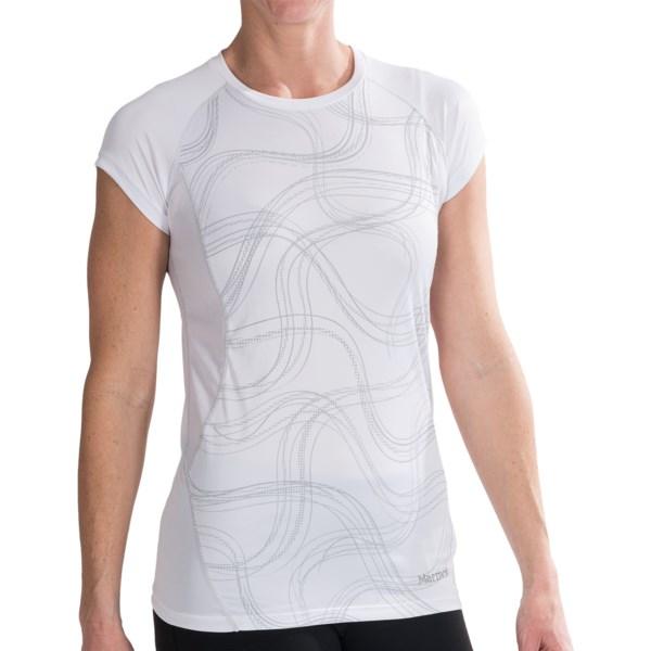 Marmot Jennifer Shirt - UPF 50, Short Sleeve (For Women)