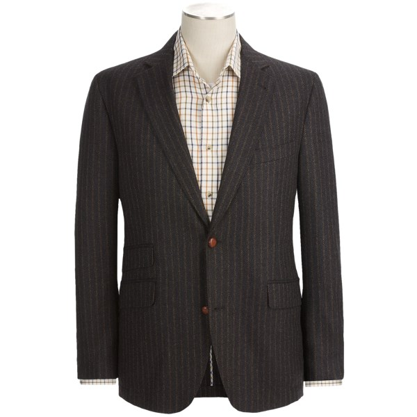 Sporting Goods Stores Kroon Pippin Sport Coat - Lambswool-Cashmere, Striped (For Men)