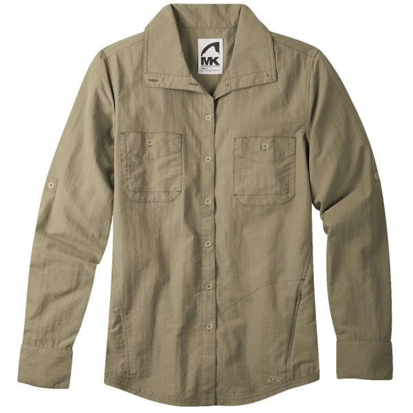 Mountain Khakis Granite Creek Shirt - UPF 50 , Roll-Up Long Sleeve (For Women)