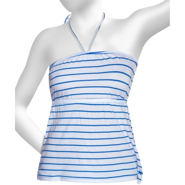 Hurley Scuttle Halter Camisole - Cotton-modal Knit (for Women)