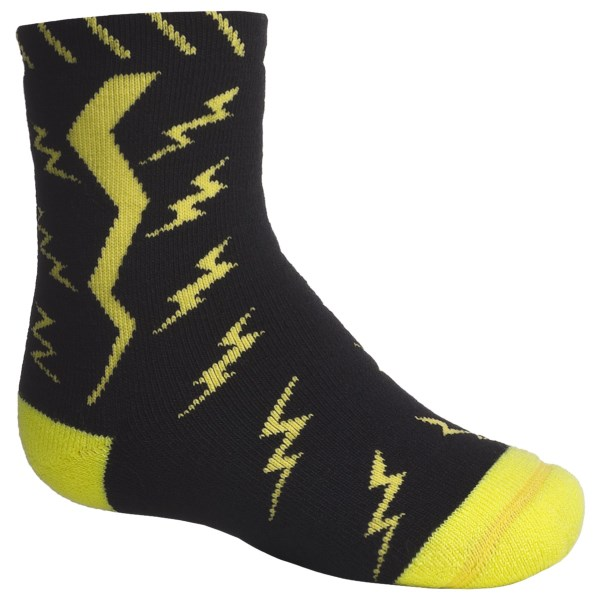 photo: Smartwool Lightning Bolt Socks
