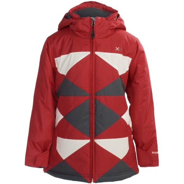 Boulder Gear Peacework Jacket - Insulated (for Girls)