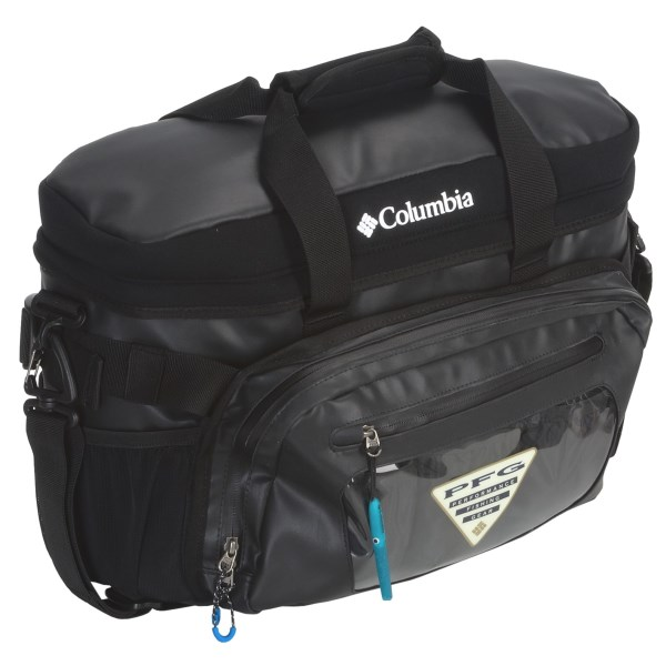 columbia sportswear pfg captain?s duffel bag