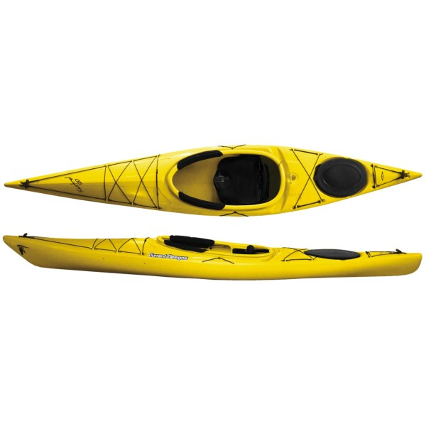Pelican Pursuit 80x 7 9 Adult Sit In Kayak