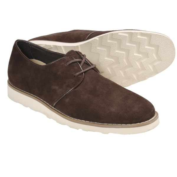 CLOSEOUTS . A simple yet sophisticated oxford, Generic Surplus Klein lace-up shoes have a leather upper and clean lines that can accompany any outfit or personal style. Available Colors: EARTH. Sizes: 8, 8.5, 9, 9.5, 10, 10.5, 11, 12.