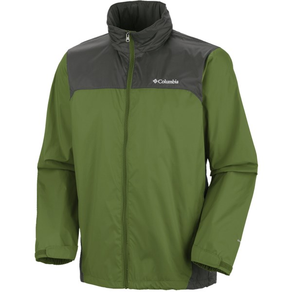 Columbia Glennaker Lake Rain Jacket Reviews - Trailspace.com