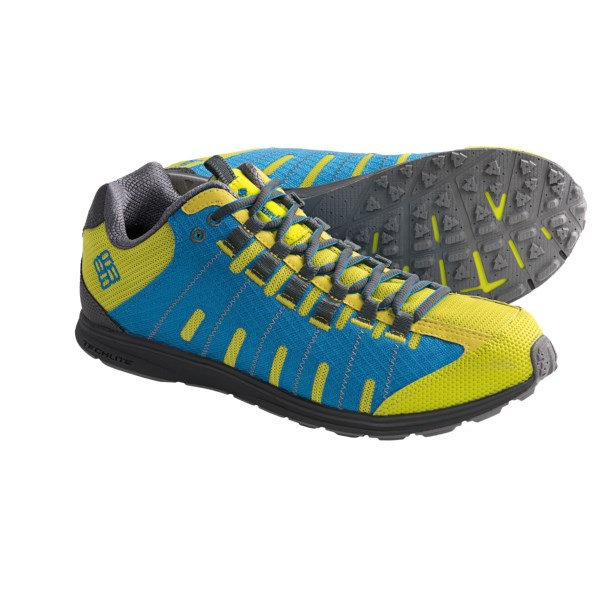 Columbia Sportswear Master Fly Trail Running Shoes Minimalist (For Men)