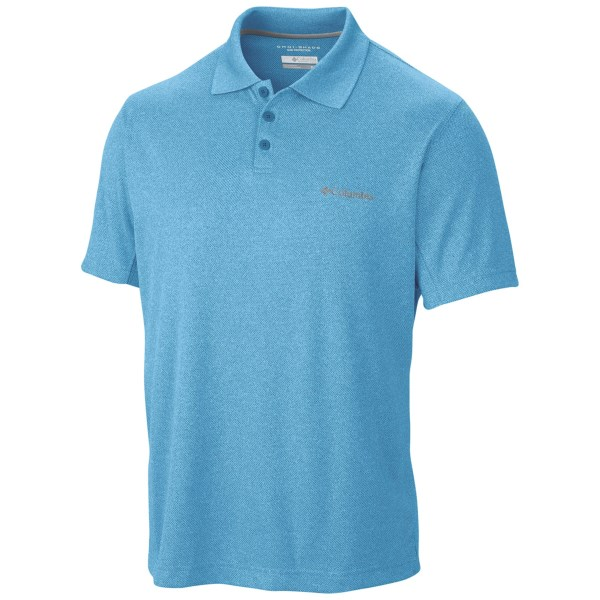 Columbia Sportswear New Utilizer Polo Shirt - Upf 30, Short Sleeve (for Men)