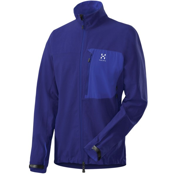 Haglofs Vig Jacket - Soft Shell (For Men)