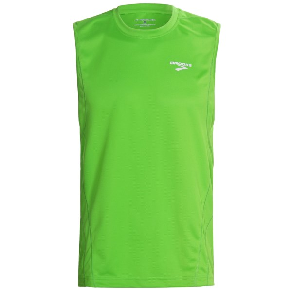 photo: Brooks Versatile Shirt Sleeveless