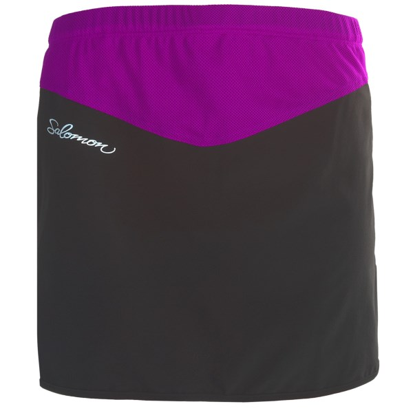 photo: Salomon XA Series Twinskin Skirt