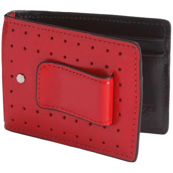 J. Fold Loungemaster Flip Clip Wallet - Leather