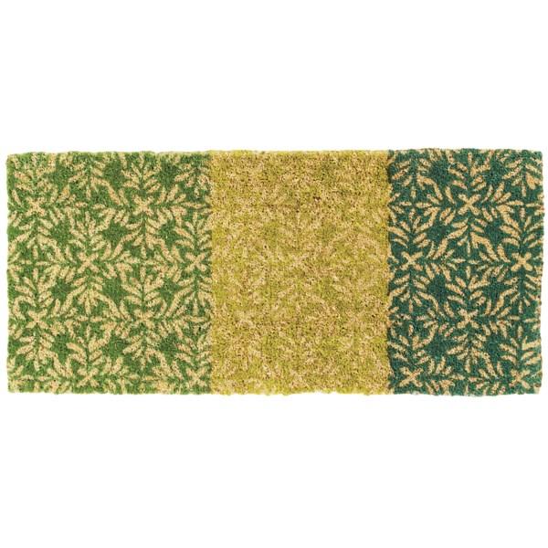 tag green garden estate coir mat
