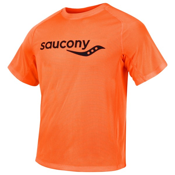 Saucony Hydralite Shirt - Short Sleeve (For Men)