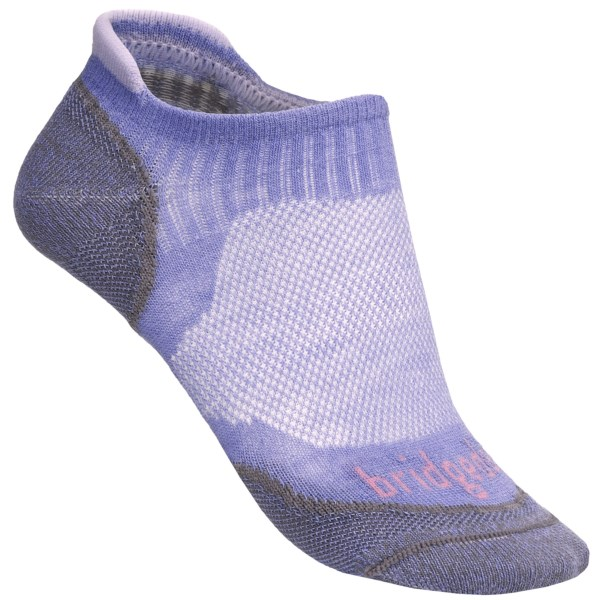 Bridgedale Na Kd No Show Socks Lightweight (For Women)
