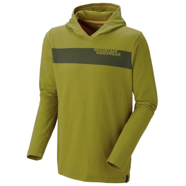photo: Mountain Hardwear Cragger Stripe Hoody