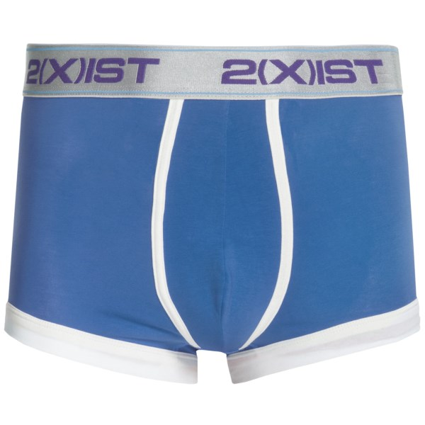 2(x)ist Colour No-Show Trunks - Underwear (For Men)