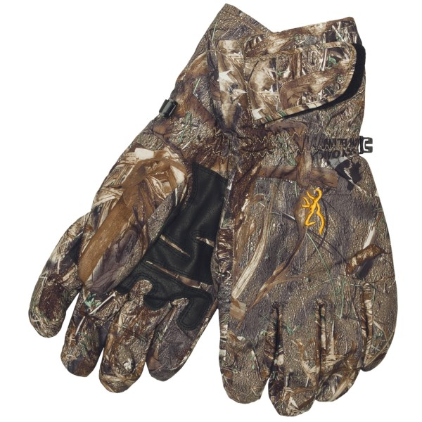 Browning Dirty Bird Gloves - Waterproof, Insulated (for Men)