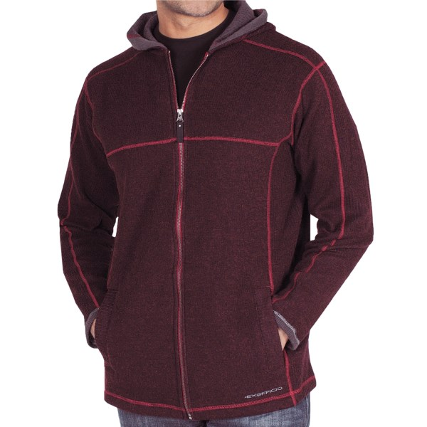 Exofficio Roughian Hooded Sweater - Wool Blend (for Men)