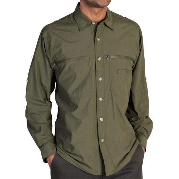 ExOfficio Reef Runner Lite Shirt - UPF 30 , Long Sleeve (For Men)