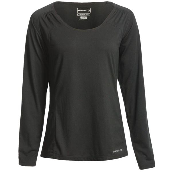 Merrell Adeeline T-Shirt - UPF 20 , Long Sleeve (For Women)