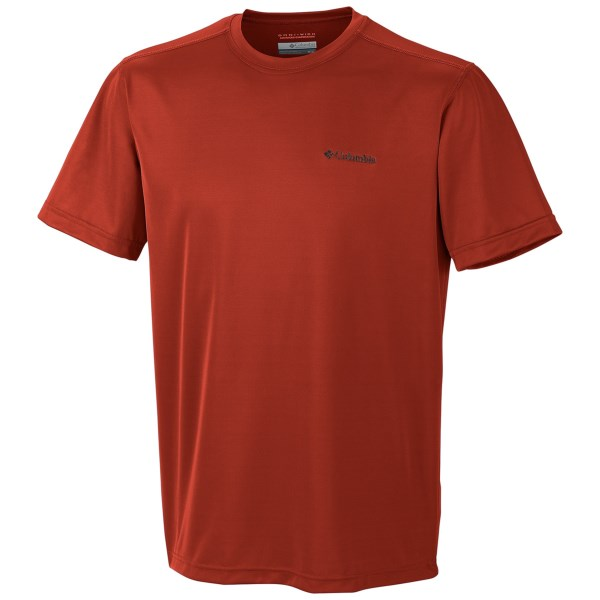 Columbia Sportswear Meeker Peak T-Shirt - UPF 15, Short Sleeve (For Men)