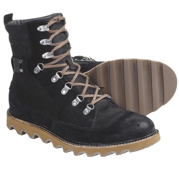 Sorel Mad Mukluk Boots Suede (For Men)