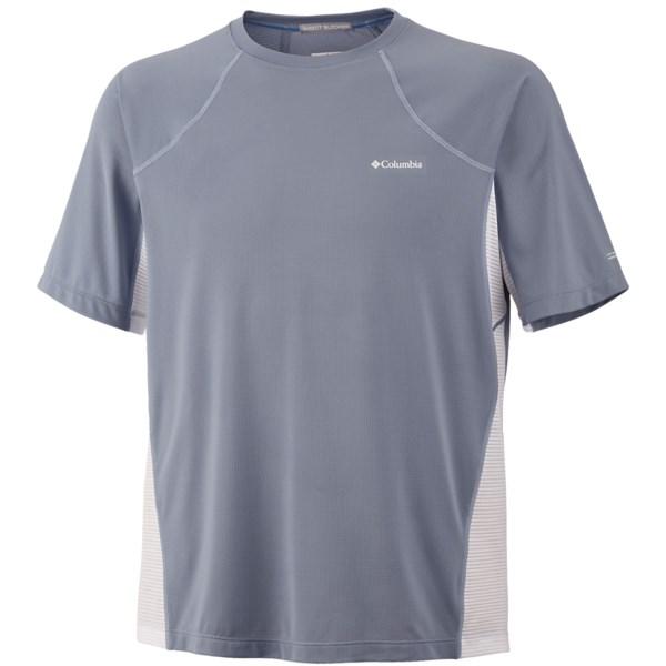 Columbia Sportswear Base Layer Insect Blocker(R) Shirt - Short Sleeve (For Men)