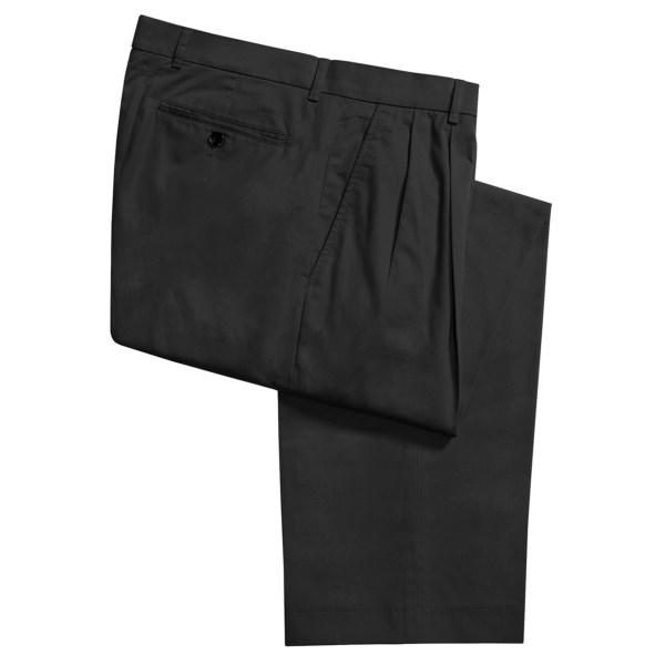 CLOSEOUTS . Perfect 10's in fit and function, Ballin's Sahara Twill pants are styled of smooth, stretch cotton twill that's treated for a unique look and hand -- no two pairs look or feel the same! Available Colors: TAN, NAVY, BLACK, DARK SAND.