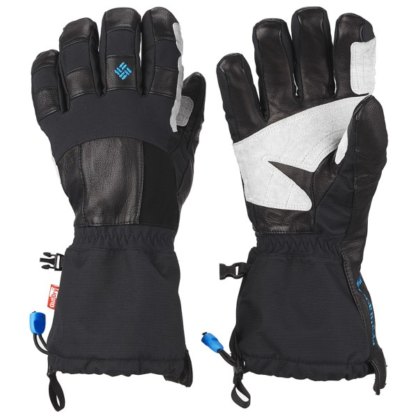 Columbia Sportswear Mountain Monster Omni-heat(r) Outdry(r) Gloves - Waterproof, Insulated (for Men)