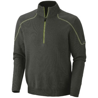 Lux-ID 191284  Columbia Sportswear Risco Run Sweater - Zip Neck (For Men)