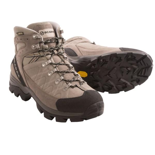 Hiking Upc Scarpa Taupe Boot 666898382163 Kailash Men's Gtx xOqR8C