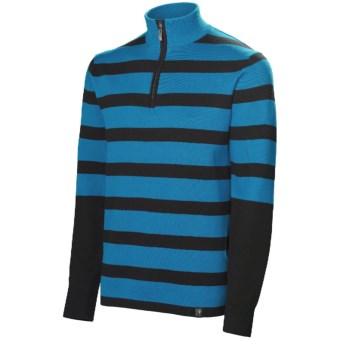 Lux-ID 191299  Neve Lyman Sweater - Zip Neck (For Men)