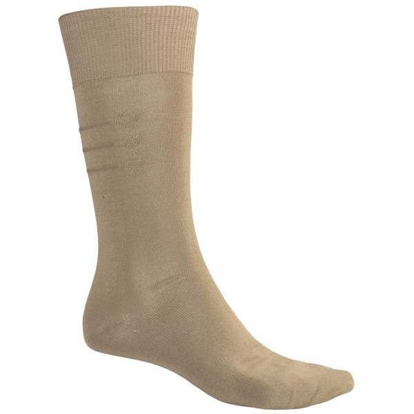 ECCO Micro Flat-Knit Dress Socks (For Men)