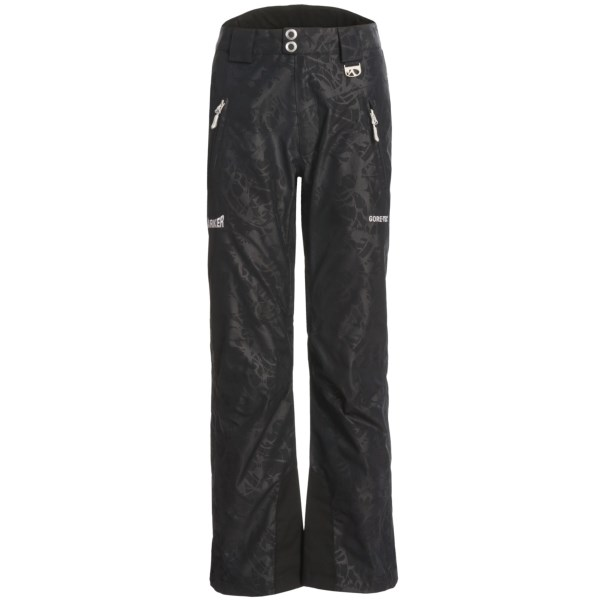 Marker Eclipse Embossed Pant