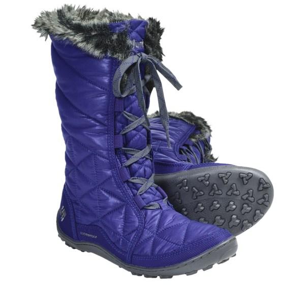 Columbia Sportswear Minx Mid Omni-Heat(R) Winter Boots - Waterproof, Insulated