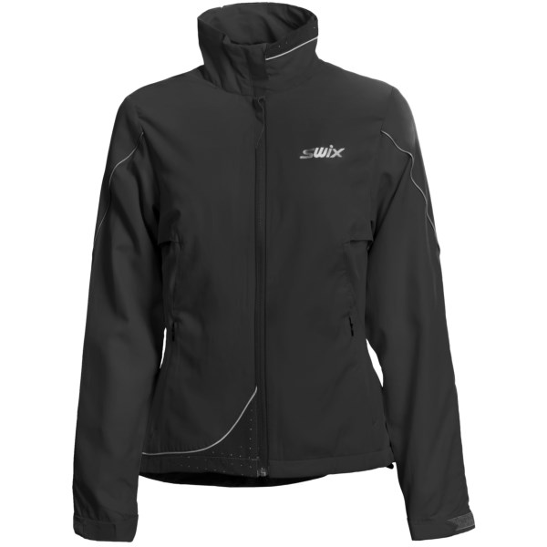 Swix Fleet Ski Soft Shell Jacket (For Women)